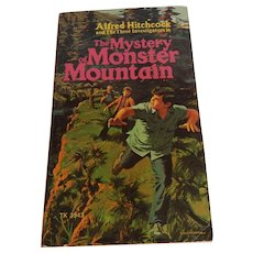 Alfred Hitchcock and Three Investigators in The Mystery of  Monster Mountain