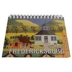 Flavors Of Fredericksburg Texas Cookbook