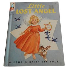 Rand McNally Book Little Lost Angel