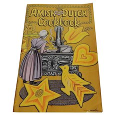 Amish Dutch Cookbook