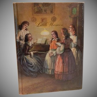 Little Women An Illustrated Junior Library Edition