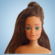 Mattel Twist 'n Turn Brunette Doll