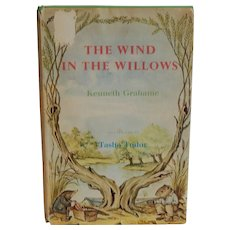 The Wind In The Willows Illustrated by Tasha Tudor