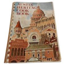 Austin Heritage Texas Cook Book