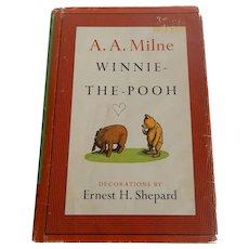 A. A. Milne Winnie The Pooh