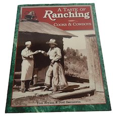 A Taste Of Ranching Cooks & Cowboys