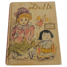 Dolls Book by Bettina