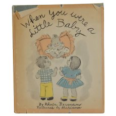 When You Were A Little Baby by Rhoda Berman