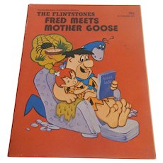 The Flintstones Fred Meets Mother Goose