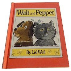 Walt and Pepper by Lisl Weil