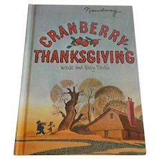 Cranberry Thanksgiving by Wende and Harry Devlin