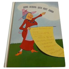 Word Bending With Aunt Sarah by Al Westcott