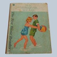 Fun Wherever We Are Dick Jane School Reader