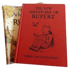 The New Adventures of Rupert Book 1985