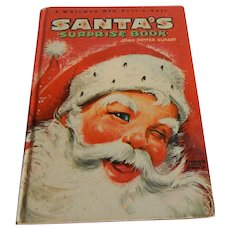 Whitman Santa's Surprise Book