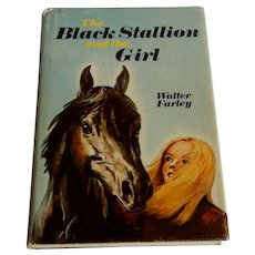 Walter Farley The Black Stallion and the Girl