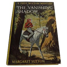 A Judy Bolton Mystery The Vanishing Shadow