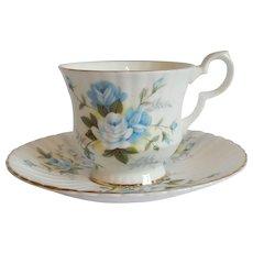 Royal Windsor Demitasse Cup and Saucer