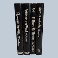 Four Dollanger Series Books by V. C. Andrews