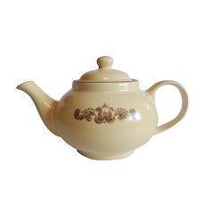 Pfaltzgraff Village Teapot with Lid