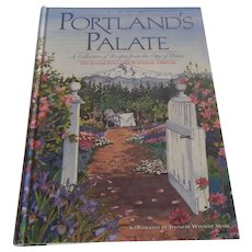 From Portland's Palate Cookbook Portland, Oregon