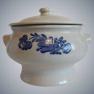 Stoneware Soup Tureen by Pfaltzgraff Yorktowne