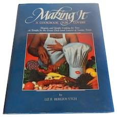 Making It A Cookbook For Lovers