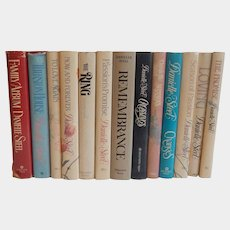 Thirteen Hard Cover Danielle Steel Books