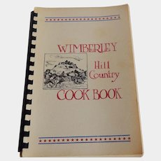 Wimberley Hill Country Cookbook