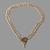 Eugene Rare Signed Vintage Necklace, c. 1952 - 1962