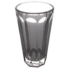 Wonderful Vintage Baccarat Crystal Signed Vase