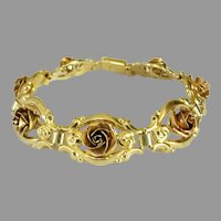 Encircle Your Wrist with a Bracelet of Roses, c. 1930 Germany