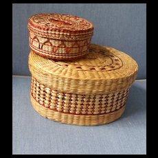 Dresser Baskets or Storage Hampers