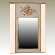 Mirror Musical Style Trumeau