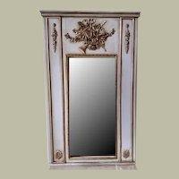 Musical Trumeau Mirror