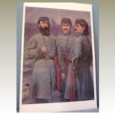 26th North Carolina Regiment Colonels
