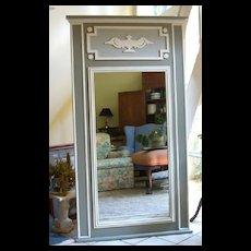 Mirror Trumeau With Onlays