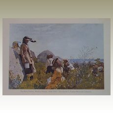 Winslow Homer-The Berry Pickers