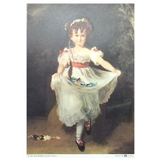 Classic Print Miss Murray by Thomas Lawrence
