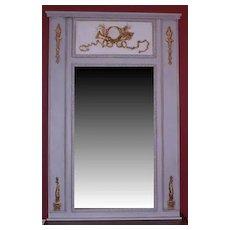 Mirror French Trumeau Wall Mirror