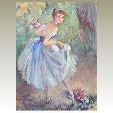 Ballet Prints by Cydney