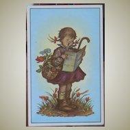 Urchins-Children Vintage Prints