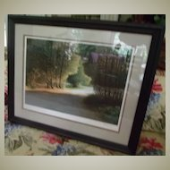 """Ken Danby Signed Limited Edition """"Path to the Meadow"""""""