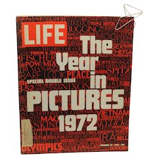 Life Magazine 1972-the Year in Pictures
