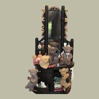 Figurine of Bears at Vanity-Resin Art FREE S&H