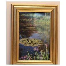 Gardens at Gilverny-Monet
