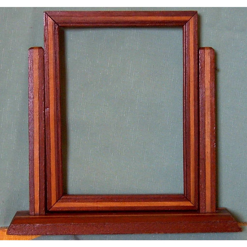 Frame Frank Lloyd Wright Design Carolines Collectibles Ruby Lane