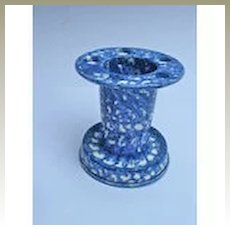Stangle Pottery Toothbrush Holder