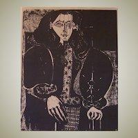 Picasso Femme au fauteuil No. 1