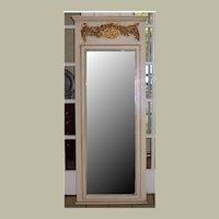 Mirror Trumeau, Turn of the Century